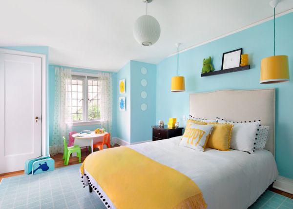 اجمل اضاءات غرف النوم | المرسال