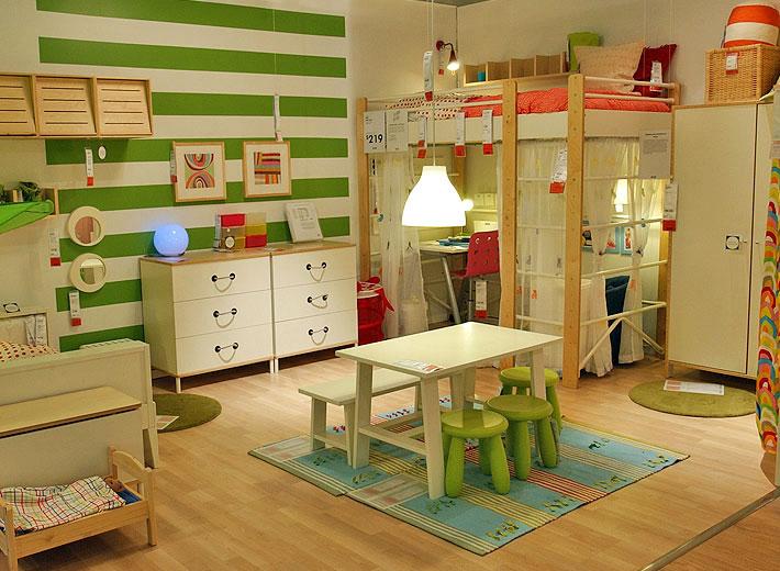 غرف نوم اطفال رائعة ايكيا | المرسال