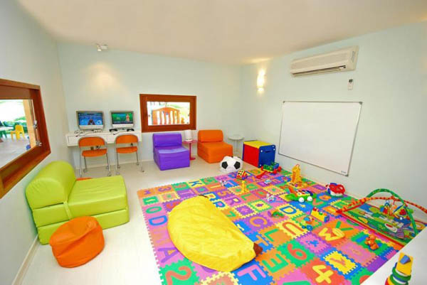 اجدد تصاميم لغرف لعب الاطفال المذهلة | المرسال