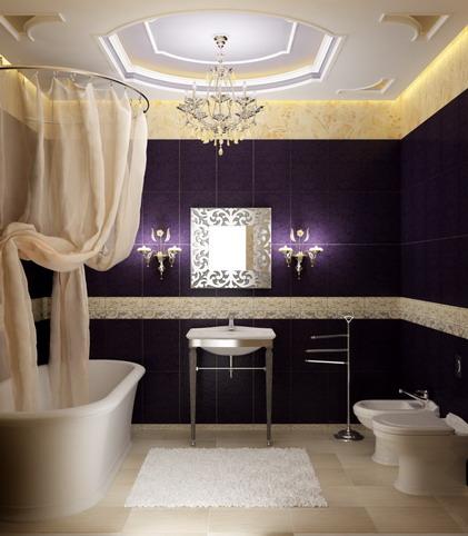 الوان حمامات صغيرة حمامات صغيرة فاخرة وجميلة | المرسال الوان حمامات صغيرة