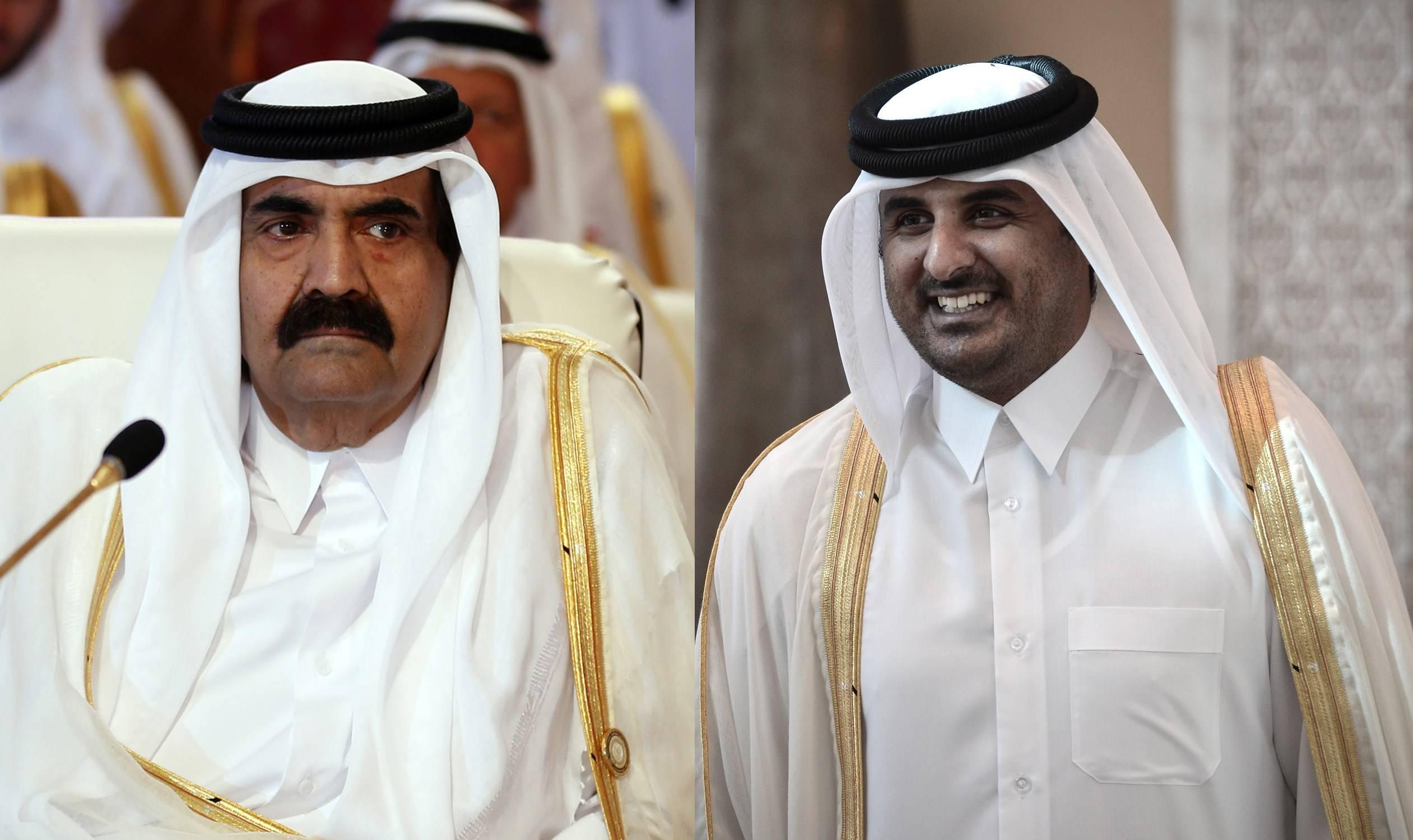 السعودية تسعى للاطاحة بأمير قطر من منصبه وترفض اعتذار قطر
