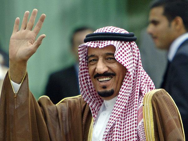 الامير سلمان بن عبدالعزيز ولي العهد السعودي المرسال