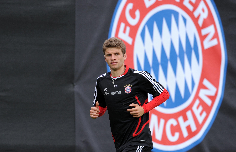 قائمة أعلى لاعبين كرة القدم أجرا في العالم Thomas-Muller-Bayern