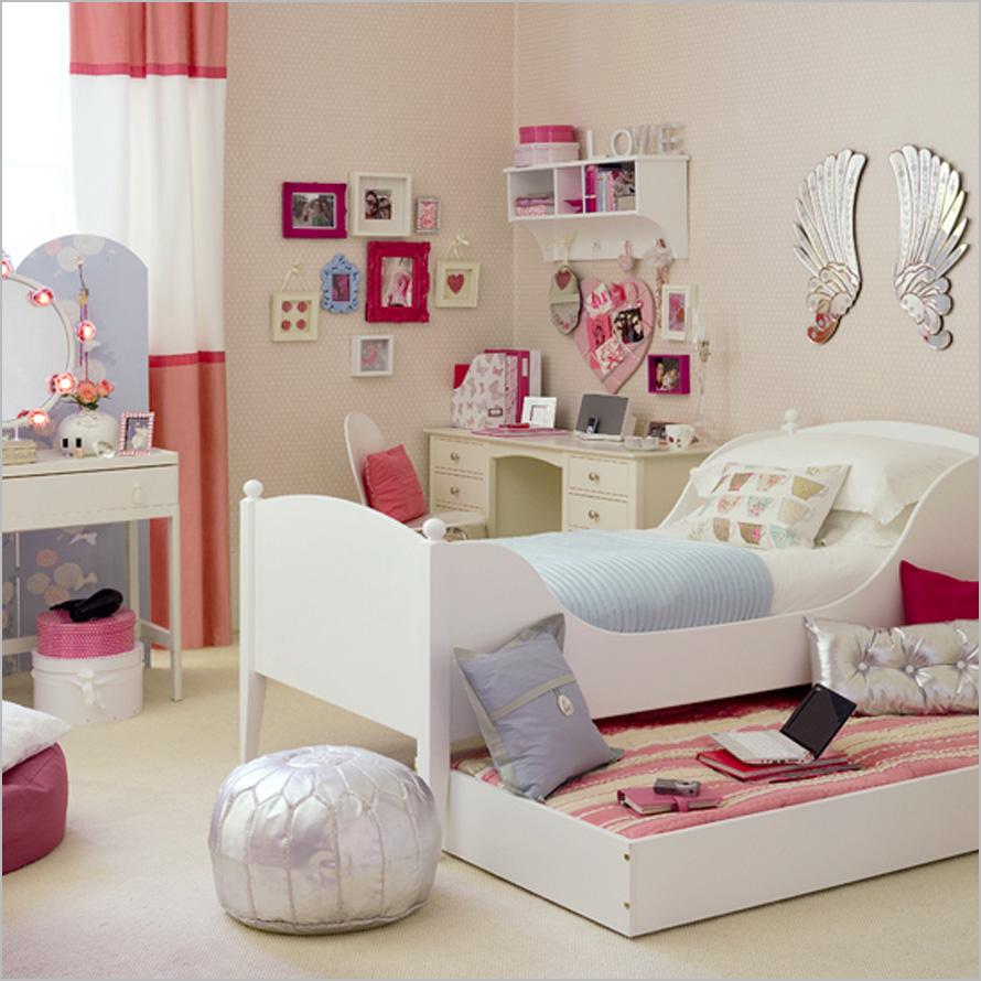 Bedroom Decorating Ideas Girly: تشكيلات روعة لغرف نوم بنات اطفال