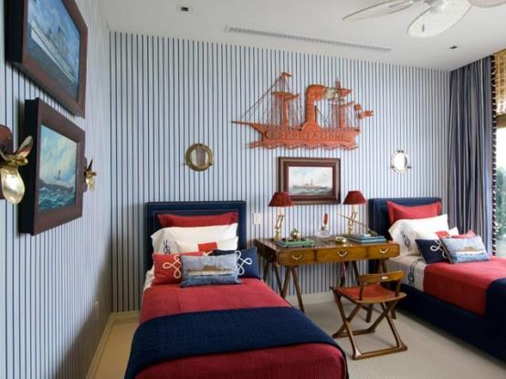 غرف نوم اولاد | المرسال