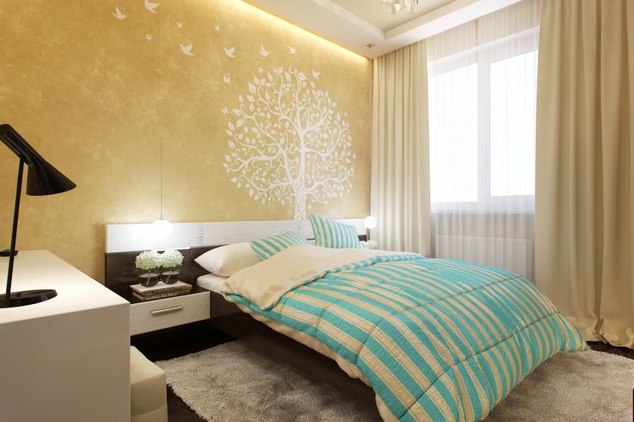 اروع ستايلات لترتيب غرف النوم الصغيرة المرسال