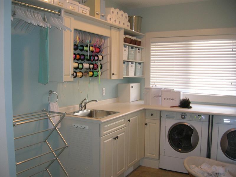 اشكال ديكورات غرف الغسيل المتطورة | المرسال