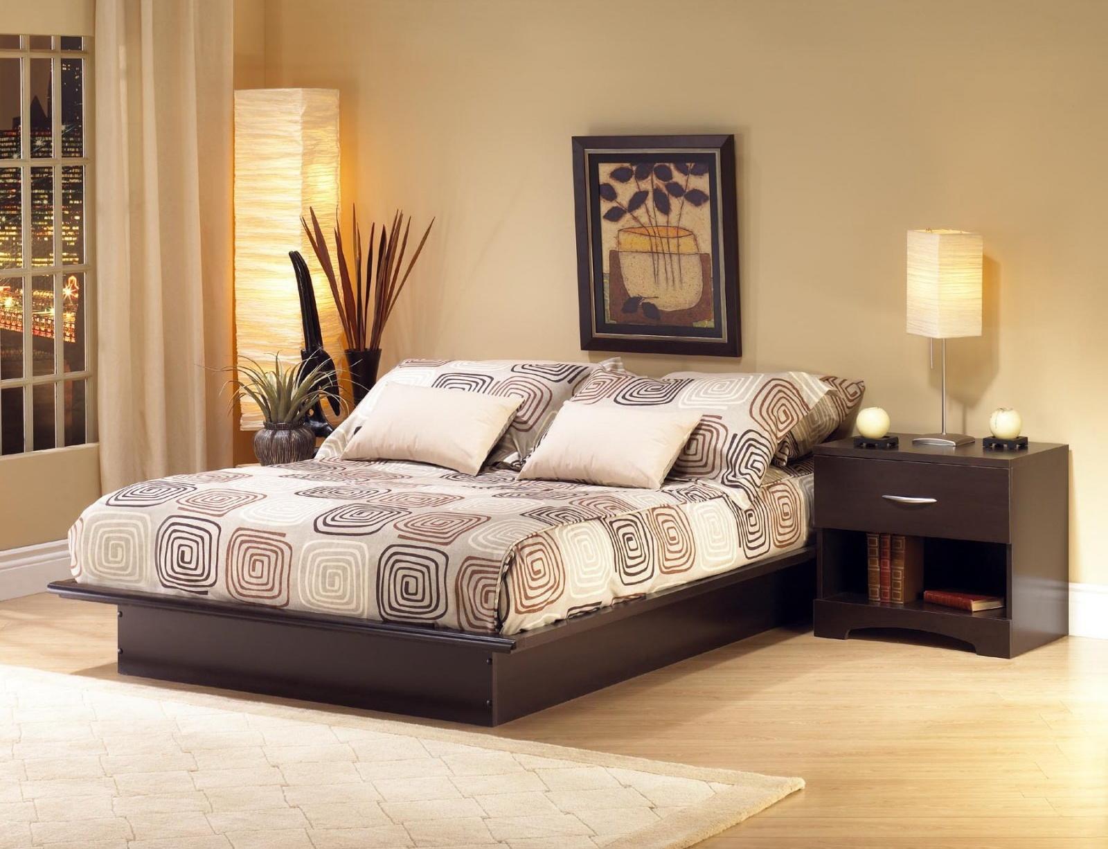 تصاميم غرف نوم بسيطة | المرسال