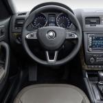 صورة عجلة القيادة للسيارة سكودا يتي 2014 - 72525