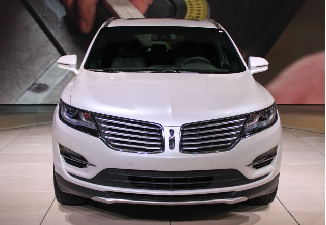 Lincoln Mkc M on 2014 Lincoln Navigator