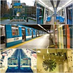 مترو مونتريال في كندا