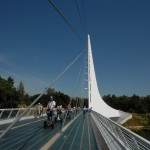 جسر المزولة في كاليفورنيا