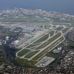 مطار اتاتورك الدولي في اسطنبول اكبر مطار في تركيا