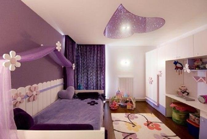 : ديكورات غرف بنات 2015 : ديكور