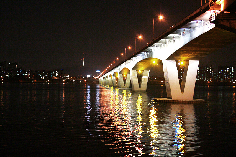 نهر هان في كوريا