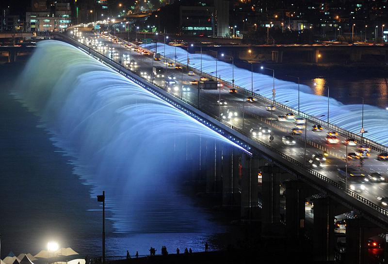 نهر هان في كوريا المرسال