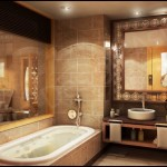 ديكورات حمامات جديدة تنفع للـ العمائر الجديدة