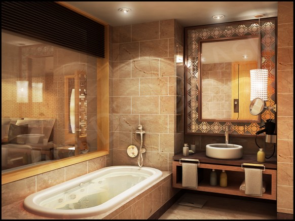 البيت الذهبي Bathroom-Yangzhou-by-Danur78-582x436