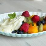 القيمة الغذائية للتوت وفاكهة الزيتون