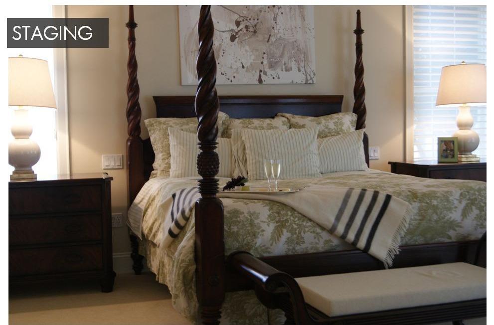 غرف نوم ملكية باللون الاسود | المرسال