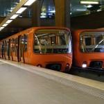 قطارات مترو ليون  - 75469