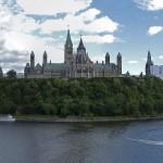 هضبة البرلمان من انماط العمارة القوطية