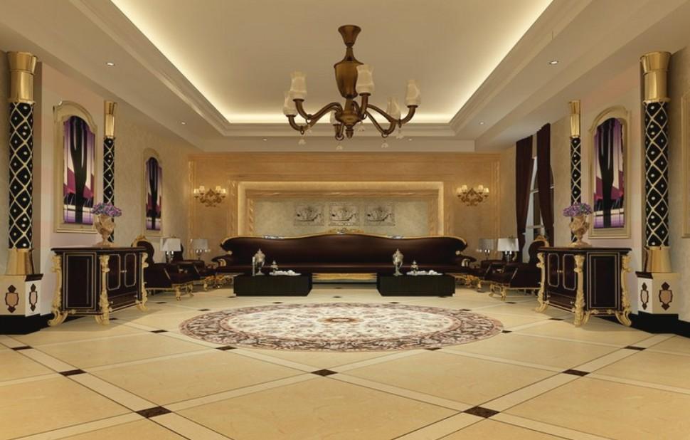 تصاميم غرف جلوس سعودية   المرسال