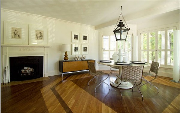 ������ ٢٠١٤ ����� ������ ٢٠١٤ contemporary-seem-like-of-the-classic-house-design-living-room-with-dark-brown-parquet-and-artistic-dining-table-combined-with-oldies-style-pendant-lamp-and-built-in-fireplace.jpg