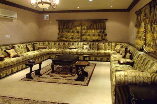 اشكال غرف جلوس سعودية مميزة | المرسال
