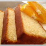 طريقة عمل كيك بعصير البرتقال