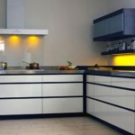 L Shaped Kitchen - 78829