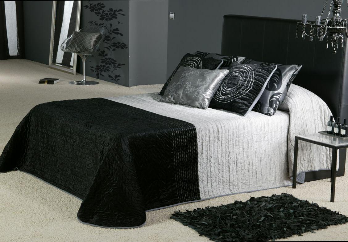 تصاميم غرف نوم باللون الاسود   المرسال