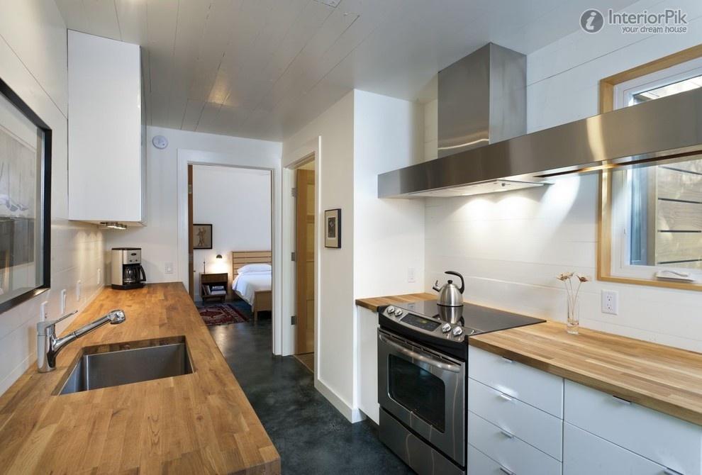 for Rectangular kitchen designs
