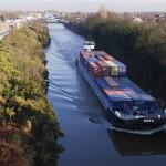 قناة مانشستر الملاحية ثالث اكبر قناة ملاحة نهرية