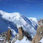 جبل مونت بلانك ... الجبل الأبيض