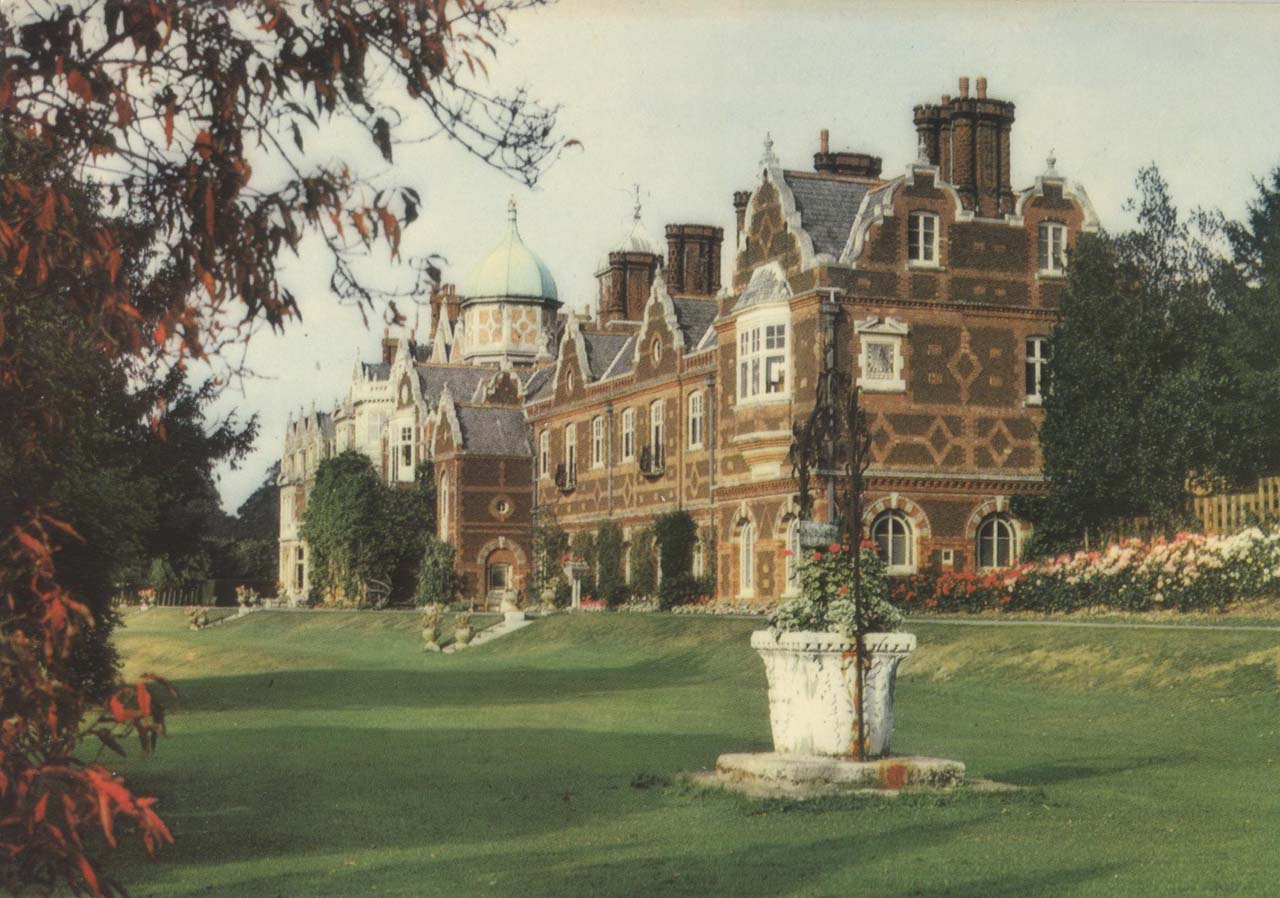 Sandringham House المرسال