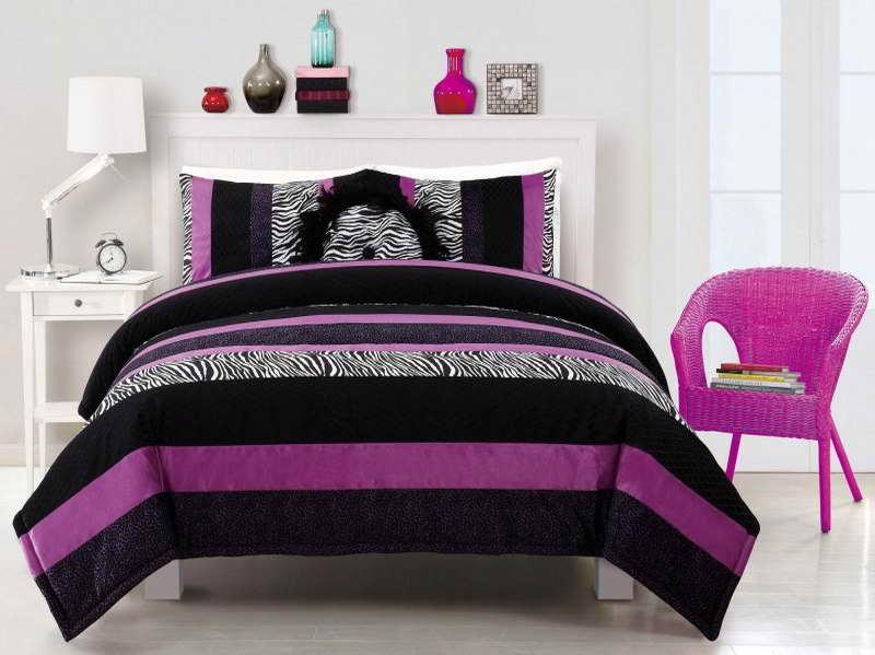 غرف نوم باللون الموف | المرسال