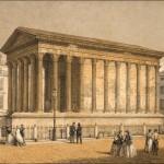 ميزون كاري ... أفضل المعابد الرومانية