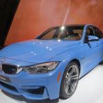 الفئة الثالثة بي ام دبليو ام 3 - 2015 - BMW M3