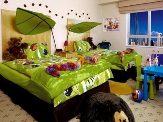 موديلات غرف نوم اطفال روعة | المرسال