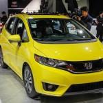 السيارة الرياضية هوندا فيت 2015 Honda Fit
