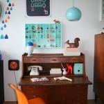 ديكورات غرف مكتب مودرن - 82078