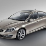 من معرض غوانغزو الدولي للسيارات ظهرت فولفو اس 60 ال 2014 Volvo S60L