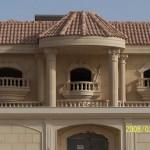 تصاميم واجهات حجر الرياض