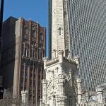 صورة برج المياه التاريخي في شيكاغو - 82414