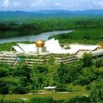 قصر استان نور الايمان ... المقر الرسمي ل سلطان بروناي