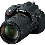 صورة من جانب الكاميرا نيكون D5300 - 84527