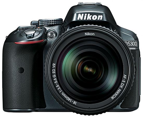 صورة الكاميرا نيكون D5300