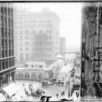 التصوير الفوتوغرافي القديم وسط مدينة شيكاغو - 82415