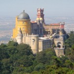 قصر بينا الوطني . . . القصر الرومانسي في البرتغال